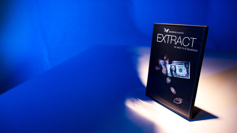 Extract by Jason Yu and SansMinds - DVD