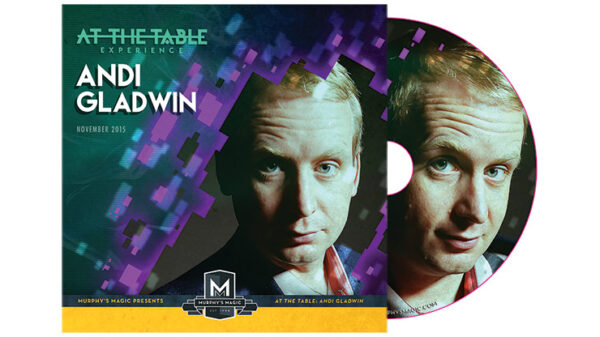 At the Table Live Lecture Andi Gladwin - DVD