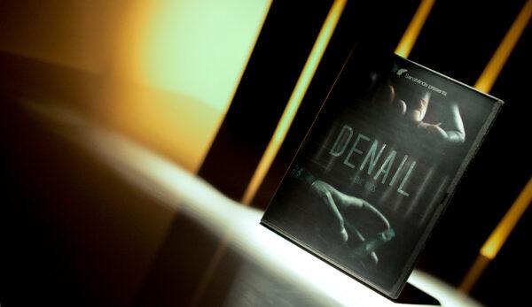 Denail (Small) DVD and Gimmick by Eric Ross & SansMinds