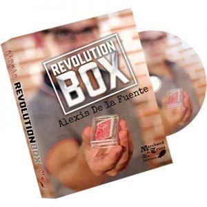 Revolution Box by Alexis De La Fuente & Marchand de Trucs