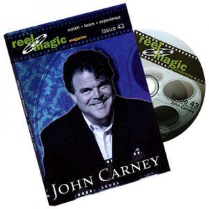 Reel Magic Episode 43 (John Carney) - DVD