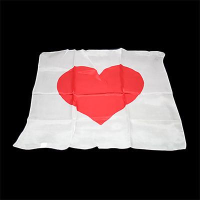 Heart Scarf Set by JL Magic