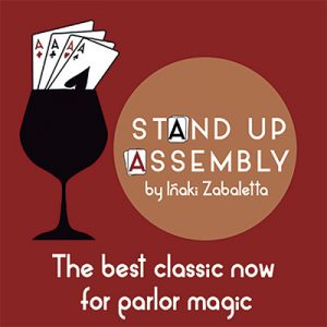 Stand Up Assembly (Red) by Vernet