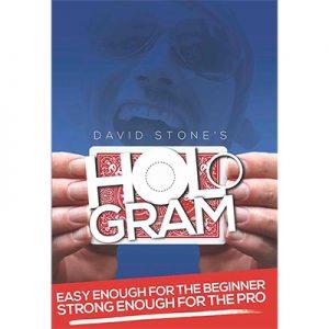 Hologram Blue by David Stone - DVD