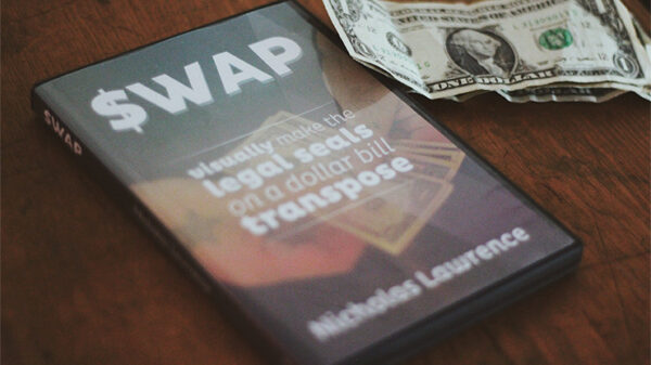 $wap by Nicholas Lawerence - DVD