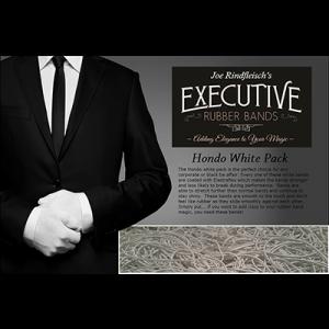 Joe Rindfleisch's Executive Rubber Bands (Hondo - White Pack) by Joe Rindfleisch