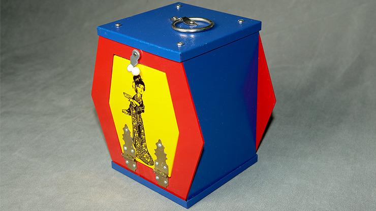Clatter Box (Aluminum) by Mr. Magic