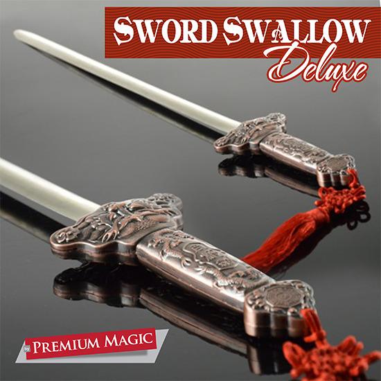 Sword Swallow Deluxe by Premium Magic