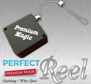 Perfect Reel (Locking / Wire line) by Premium Magic
