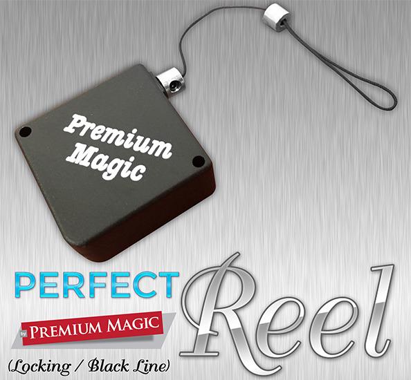 Perfect Reel (Locking / Black line) by Premium Magic
