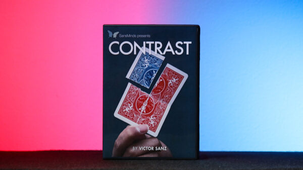 Contrast by Victor Sanz and SansMinds - DVD