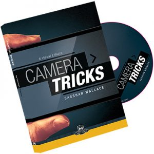 Camera Tricks by Casshan Wallace - DVD