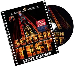 Screen Test Pocket Action Pack Edition by Steve Dimmer - DVD