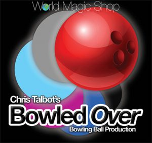 Bowled Over (Gimmick and Online Instructions) by Christopher Talbat - DVD