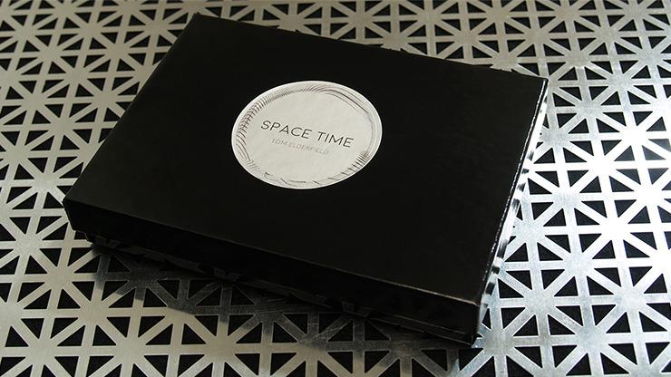 Space Time Red by Tom Elderfield