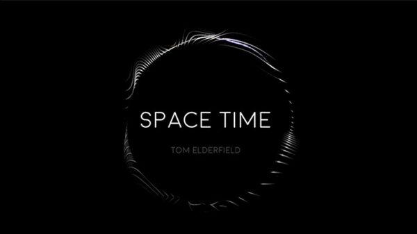 Space Time Blue by Tom Elderfield
