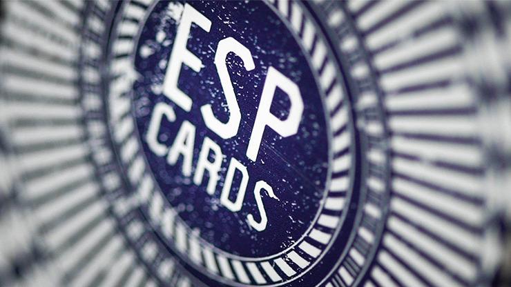 ESP Origins Deck Only (Blue) by Marchand de Trucs