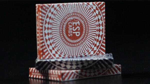 ESP Origins Deck Only (Red) by Marchand de Trucs
