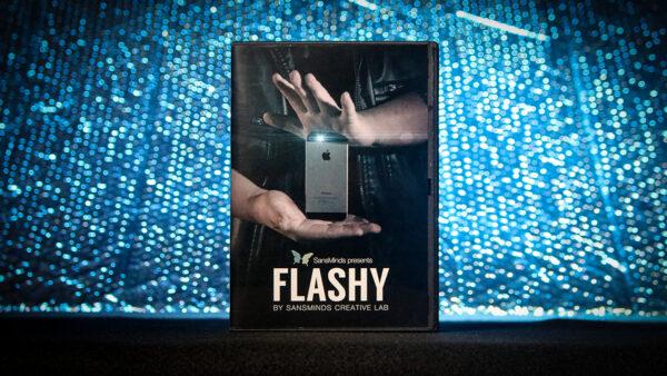 Flashy by SansMinds Creative Lab - DVD