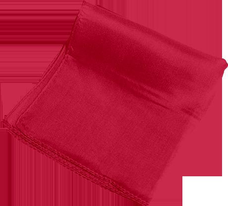 Silk 6 inch (Red) Magic by Gosh
