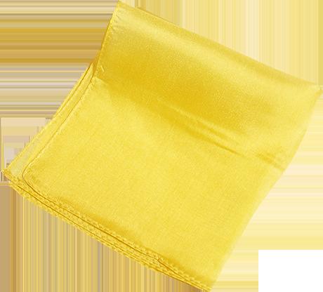 Silk 6 inch (Yellow) Magic By Gosh