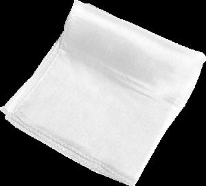Silk 6 inch (White) Magic by Gosh