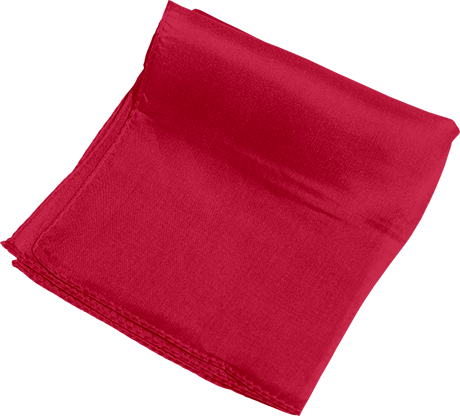 Silk 24 inch (Red) Magic By Gosh