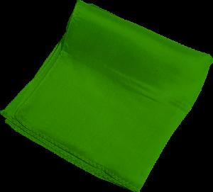 Silk 24 inch (Green) Magic by Gosh