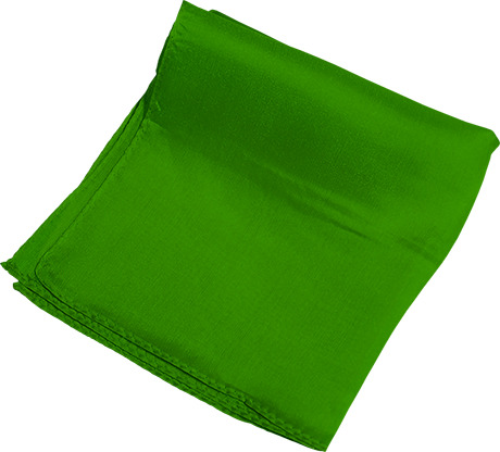 Silk 36 inch (Green) Magic by Gosh