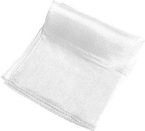 Silk 9 inch (White) Magic by Gosh