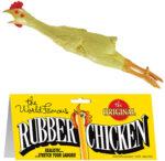 Rubber Chicken by Loftus