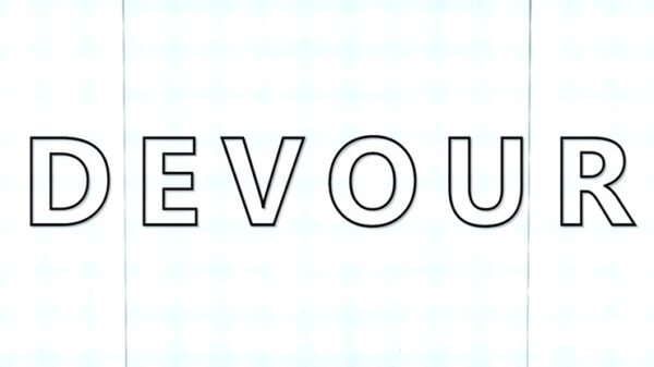 Devour by SansMinds Creative Lab - DVD