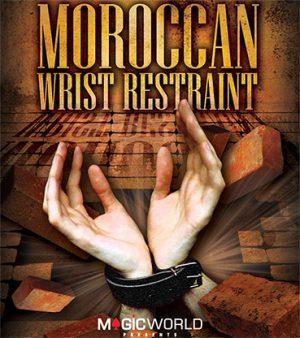 Moroccan Wrist Restraint by Magic World