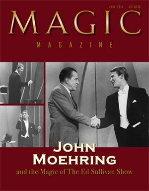 """Magic Magazine """"John Moehring"""" June 2016 - Book"""