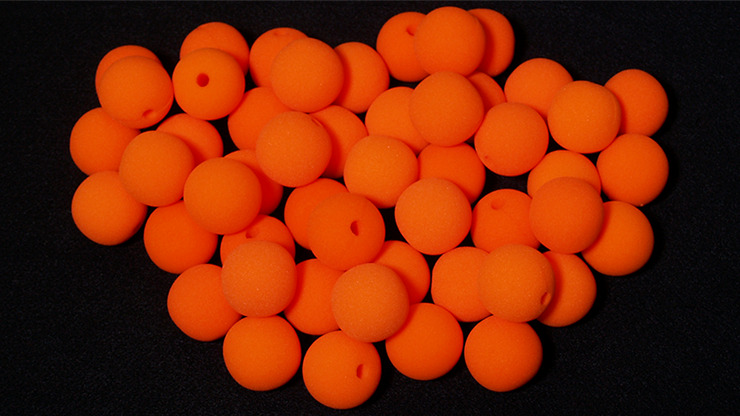 Noses 2 inch (Orange) Bag of 50 from Magic by Gosh