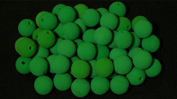 Noses 1.5 inch (Green) Bag of 50 from Magic by Gosh