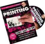 Printing 2.0 with New Ending by Dominique Duvivier - DVD