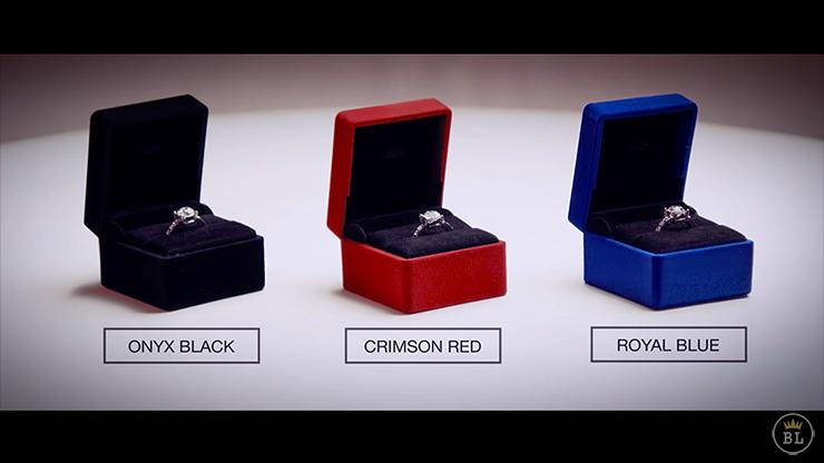 Vanishing Ring Black by SansMinds