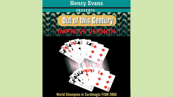 Out of this Century Blue (Improve Version) by Henry Evans