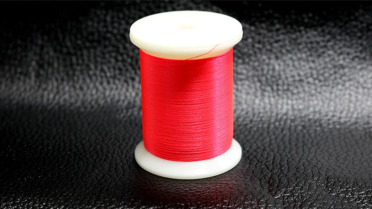 Super Glow UV Thread (Red) by Premium Magic