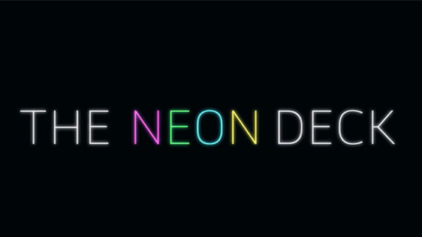 Neon Deck (Yellow) by SansMinds