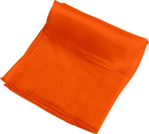 Silk 6 inch (Orange) Magic by Gosh
