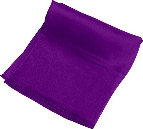 Silk 9 inch (Violet) Magic by Gosh