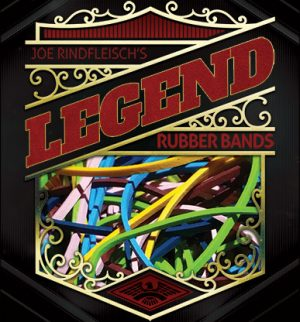Joe Rindfleisch's Legend Bands: Michael Weber Dark Blue Bands