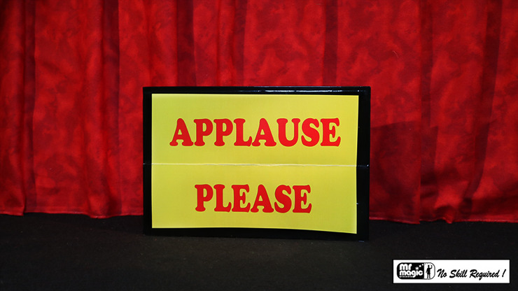 Applause Card by Mr. Magic