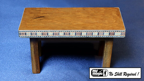 Coin Table by Mr. Magic