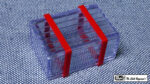 Mexican Bill Box (Plastic) by Mr. Magic