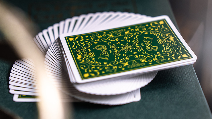 Fig. 25 Standard Edition Playing Cards by Cosmo Solano and Printed at US Playing Cards