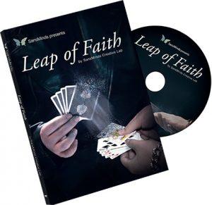 Leap of Faith by SansMinds Creative Lab - DVD