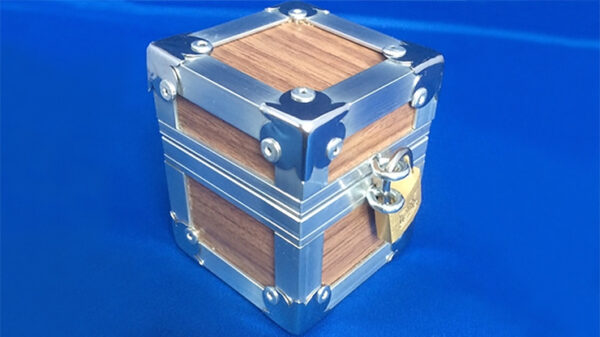 Flight Case (Gimmck and Online Instructions)by Leo Smetsers